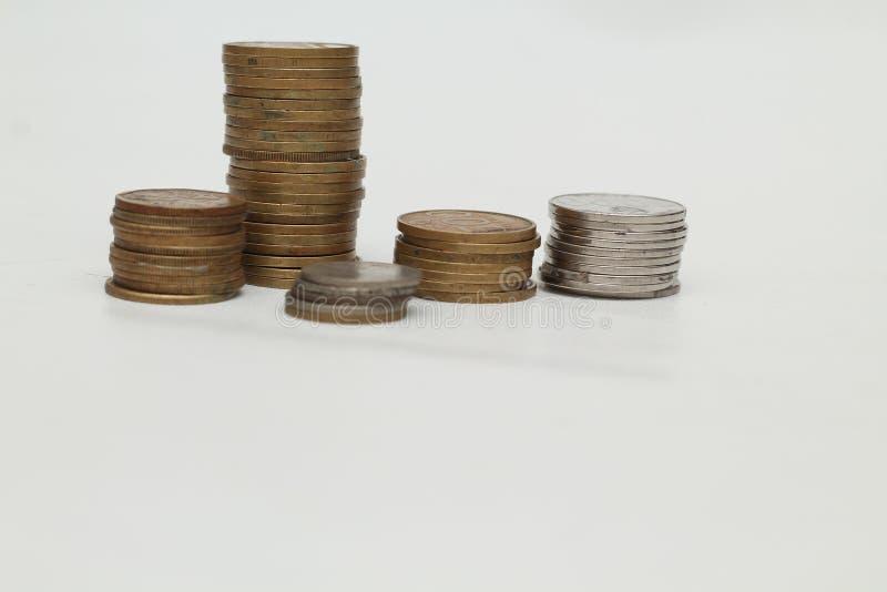 Moneda de la moneda, versión 13 imágenes de archivo libres de regalías