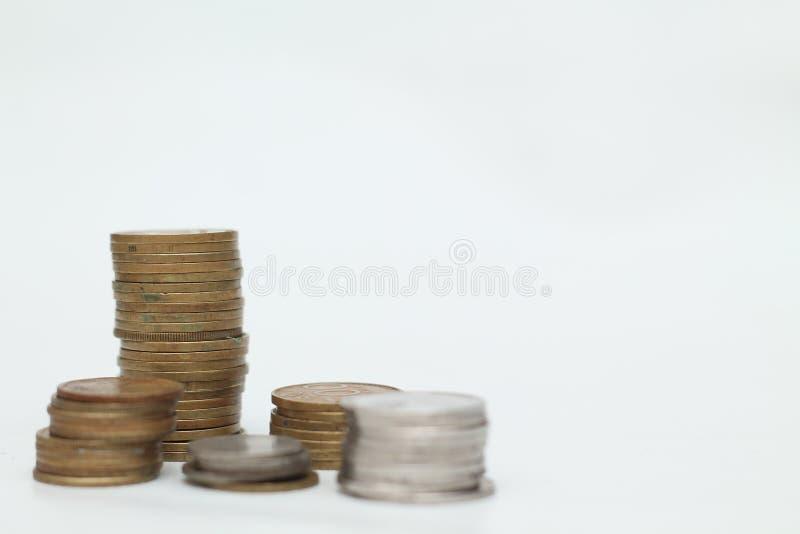 Moneda de la moneda, versión 9 foto de archivo libre de regalías