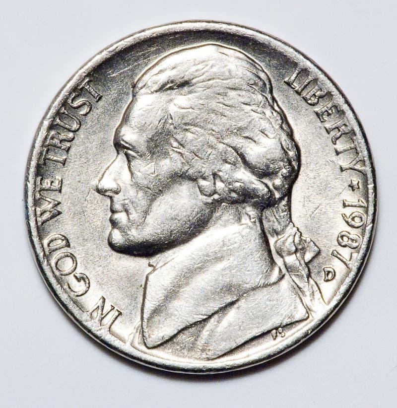 Moneda del dinero fotos de archivo libres de regalías