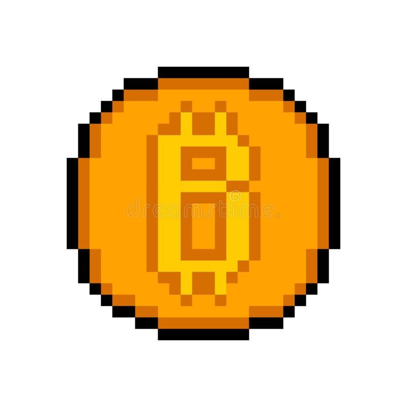 Moneda del pedazo ilustración del vector