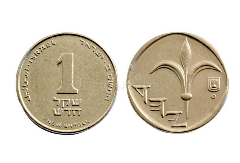 Download Moneda del sheqel dos foto de archivo. Imagen de obverse - 7286000