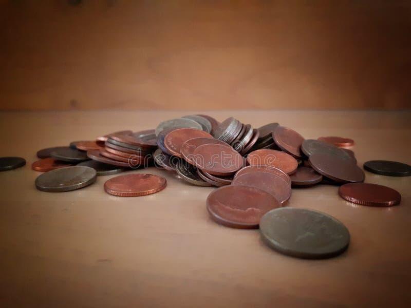 moneda fotos de archivo libres de regalías