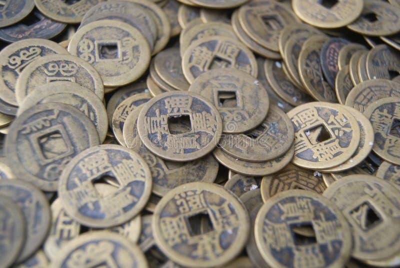 Download Monedas antiguas chinas foto de archivo. Imagen de vida - 41918928