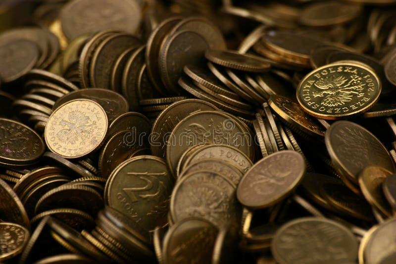 Monedas, monedas, monedas imágenes de archivo libres de regalías