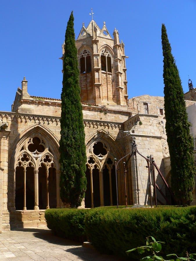 Free Monestir De Santa Maria De Vallbona, Lleida ( Spain ) Royalty Free Stock Photos - 27032408