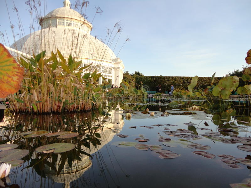 Monets Garden. Claude Monet was an avid gardener who once reflected that perhaps flowers were the reason he became a painter. This exhibition explores the legacy royalty free stock photo