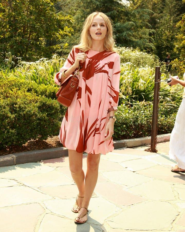 Gwyneth Paltrow imagen de archivo