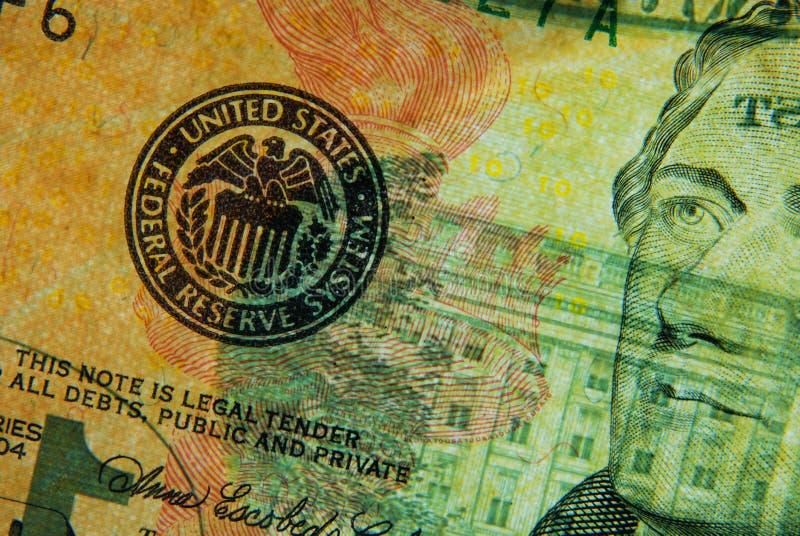 Moneta a corso legale immagini stock libere da diritti