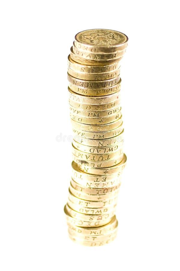 moneta funt obrazy royalty free