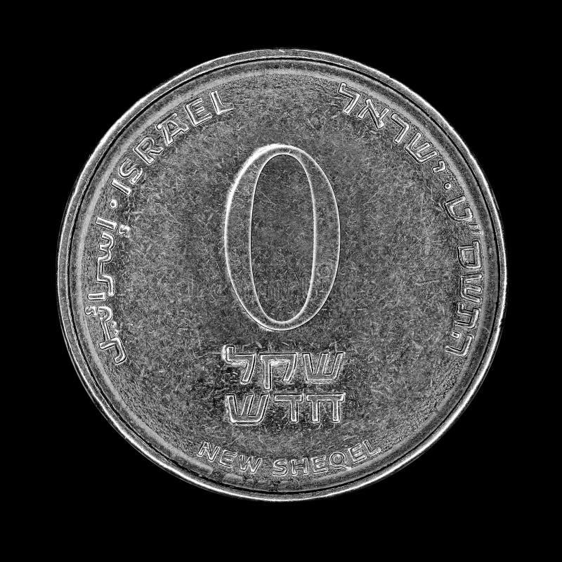 Moneta Zero zdjęcia stock