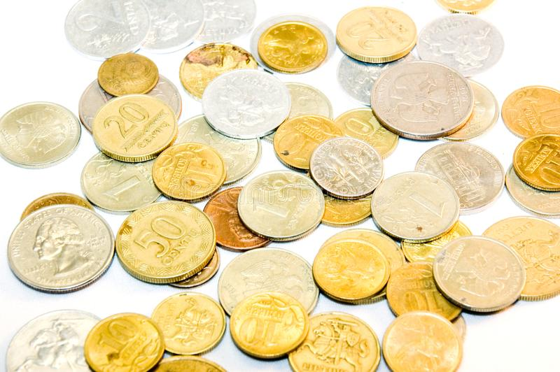 Download Monetary coins stock photo. Image of travel, kopeck, small - 5054064