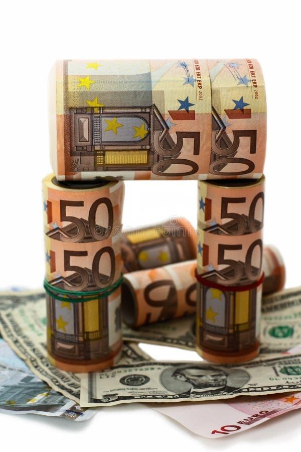 Free Monetary Denominations Of Different Advantage Stock Photos - 24518133