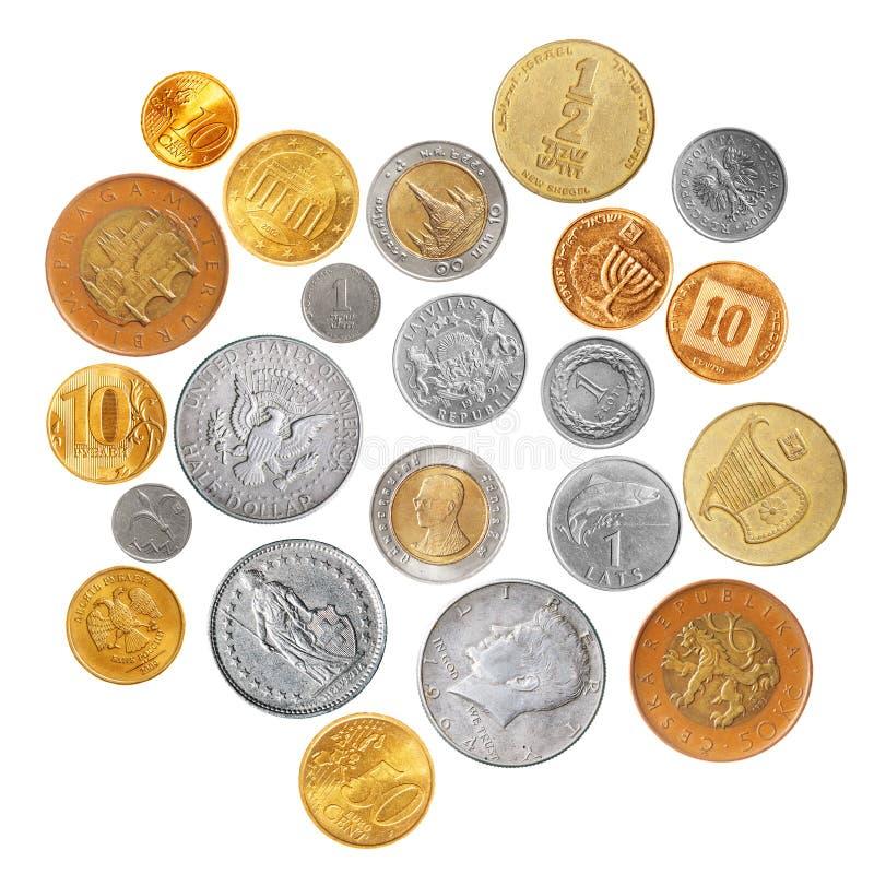 monety obraz royalty free