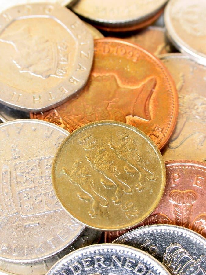 Download Monety. obraz stock. Obraz złożonej z waluta, moneta, cent - 45959