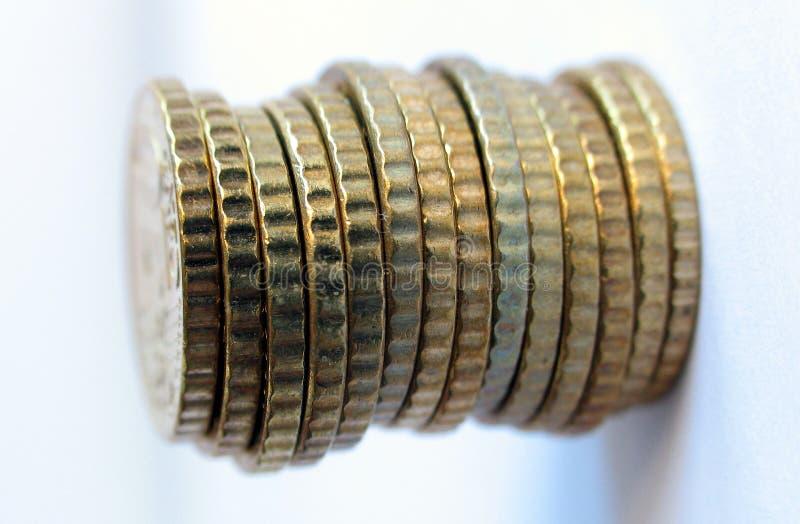 Download Monety. obraz stock. Obraz złożonej z moneta, kiesa, pensja - 46427