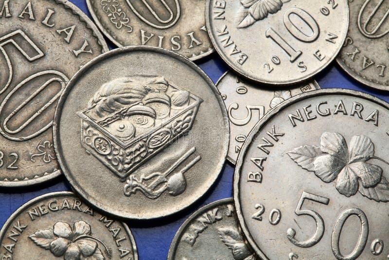 Monety Malezja