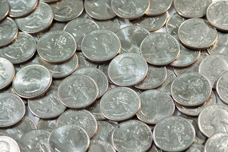 Monety - usa ćwiartki