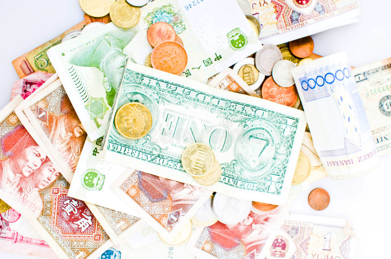 Download Money stock image. Image of different, bank, lots, copper - 4841049