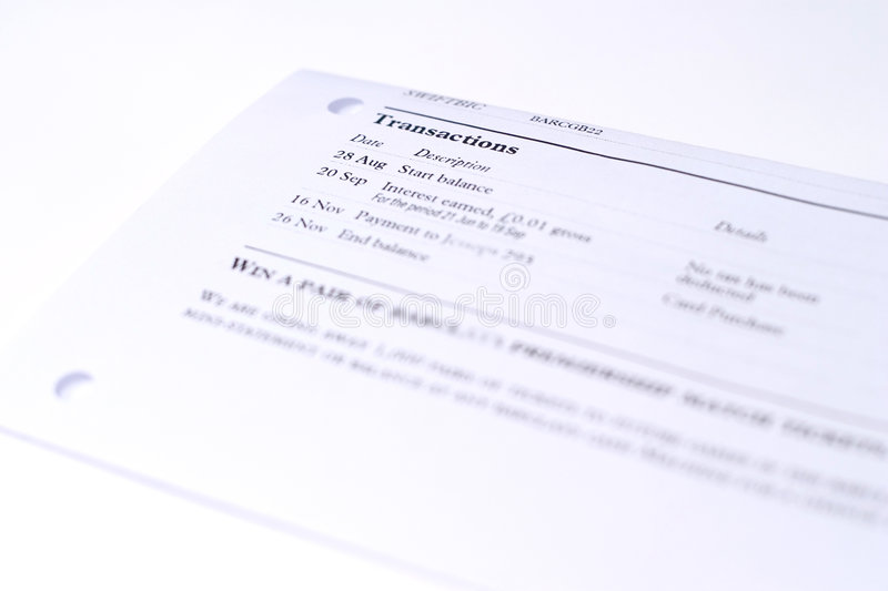 Download In the money stock image. Image of sheet, paperwork, accounting - 521763