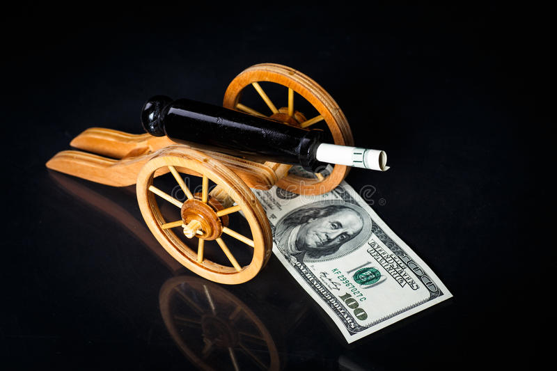 Download Money on arms stock image. Image of justice, death, dollar - 34957607
