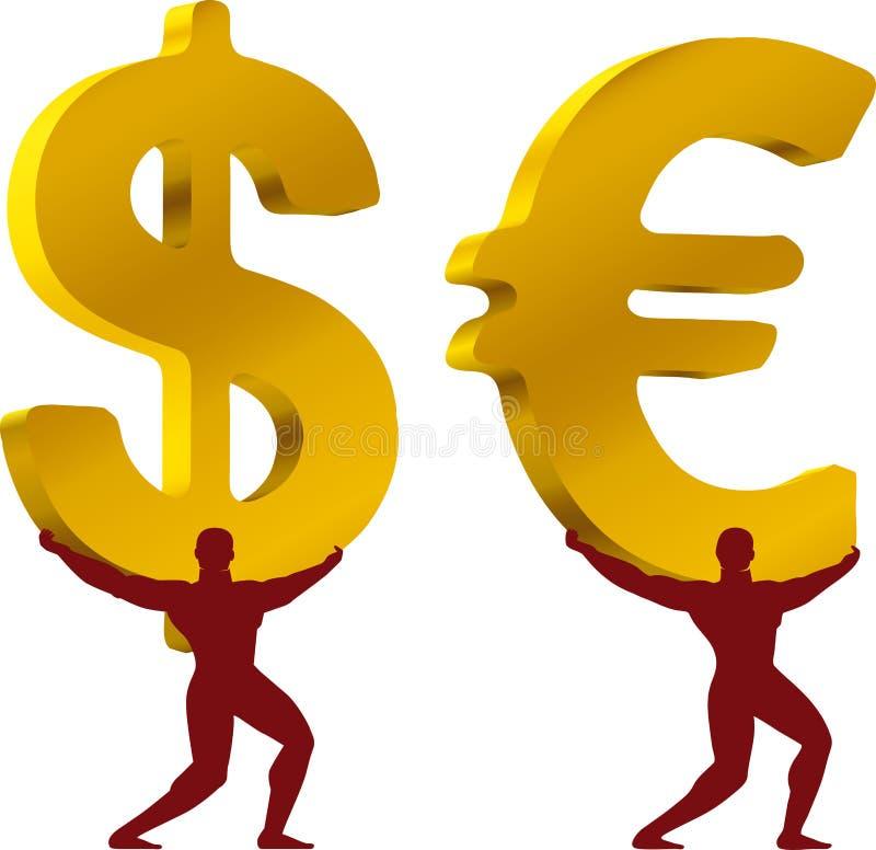 Download Money atlas stock vector. Image of currency, gold, golden - 27268107