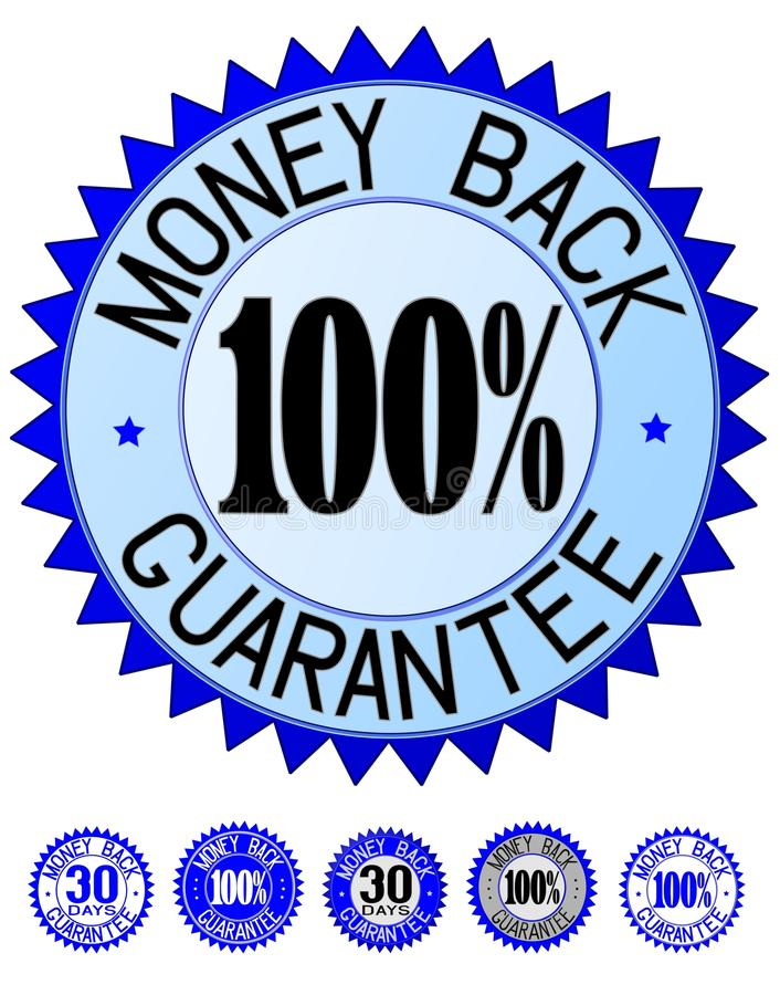 Free Money Back Guarantee Stock Photo - 14302660