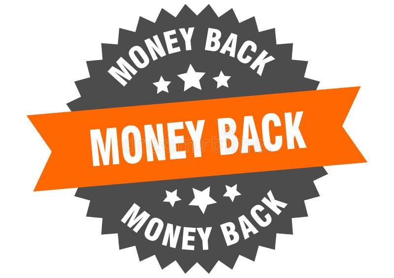 money back stock illustration
