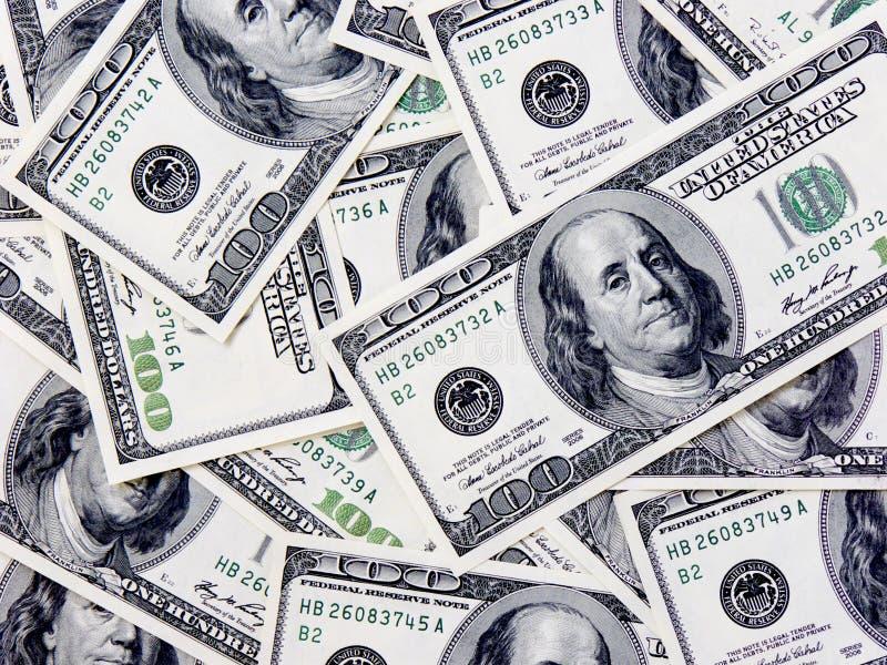 Money background 2 stock image