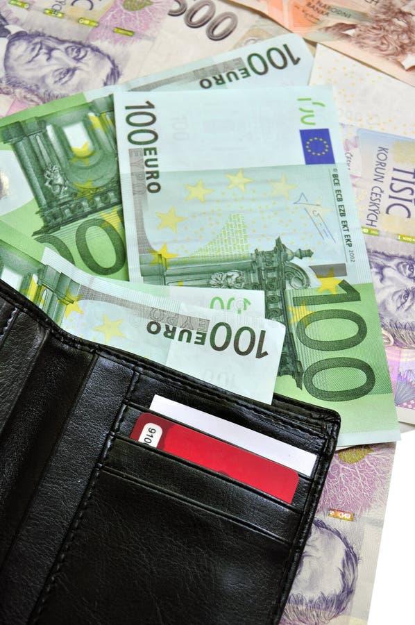 Money background stock photos