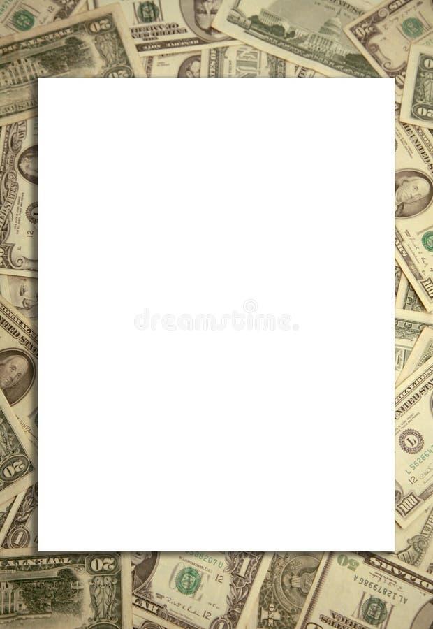 Money Background Border Stock Photo Image Of Clean