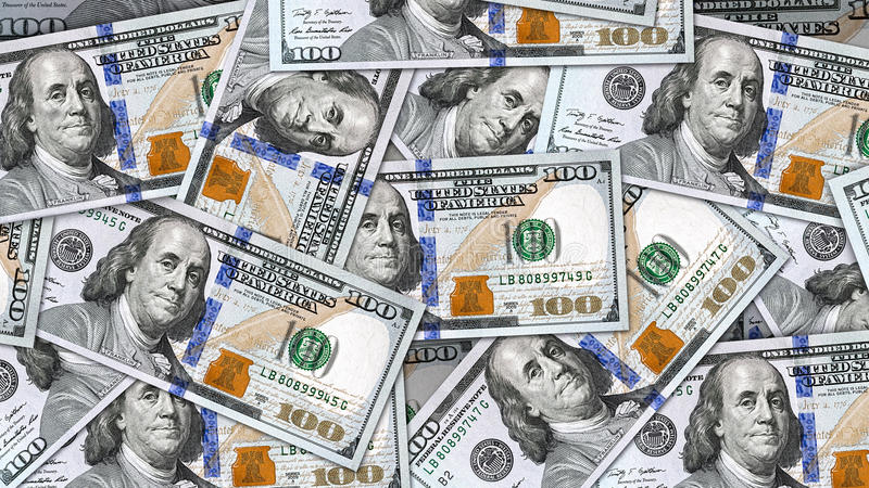 background of new 100 us dollars banknotes bills stock money background stock photo image of lots banknotes 997