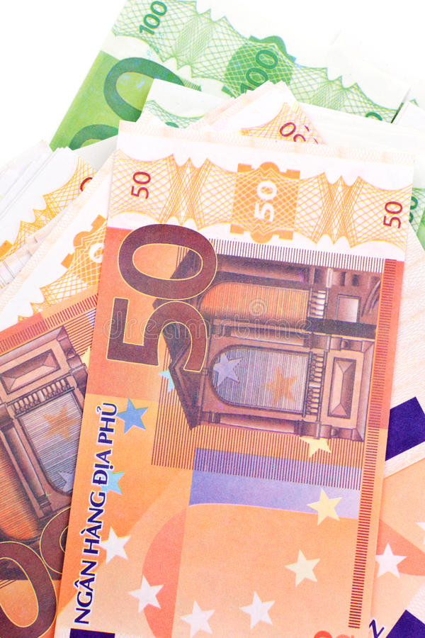 Download Money Background In EURO Notes. Stock Photo - Image: 23296470