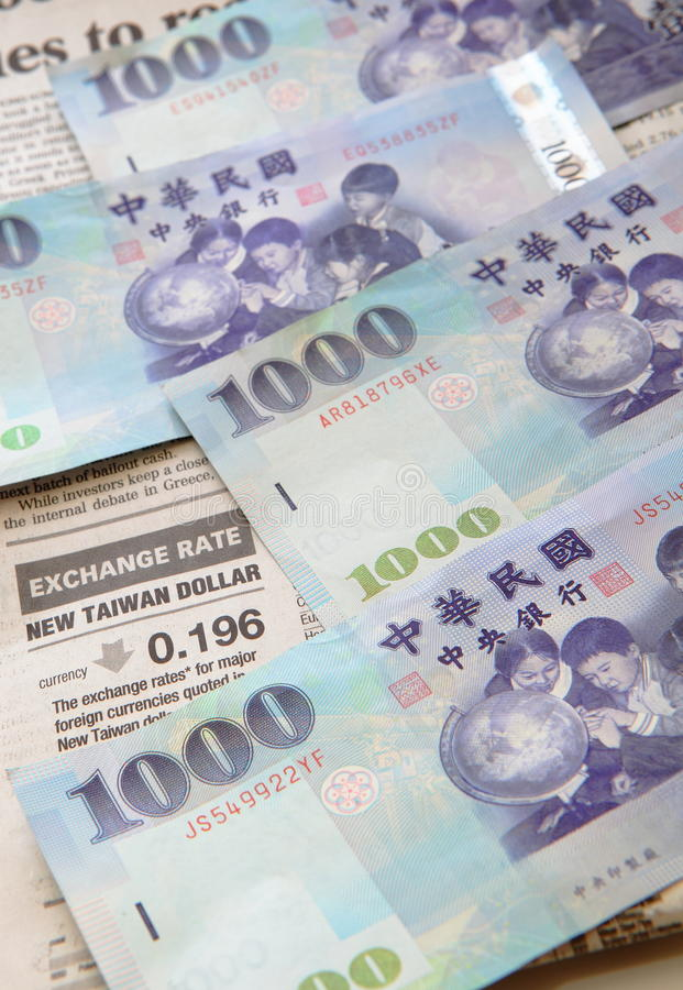 Download Money Background (Taiwan Currency ) Stock Image - Image: 21662357
