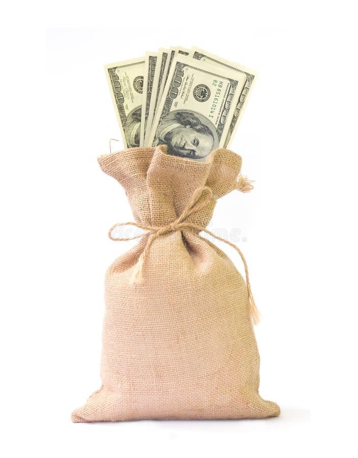 Free Money Bag Stock Photo - 16313450
