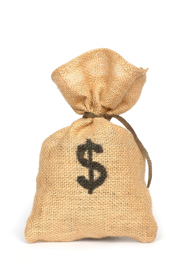 Download Money Bag stock image. Image of treasure, rich, note, money - 3939817