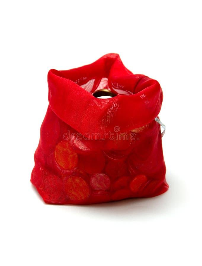Money-bags foto de stock