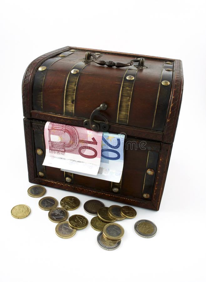 Download Money Box Stock Photography - Image: 15419022