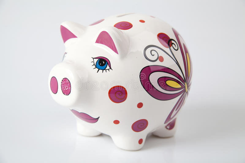 Download Money box stock photo. Image of piggy, coins, back, banking - 31386856