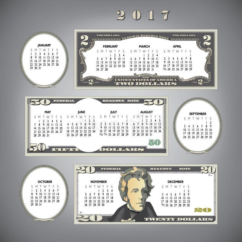 money calendar