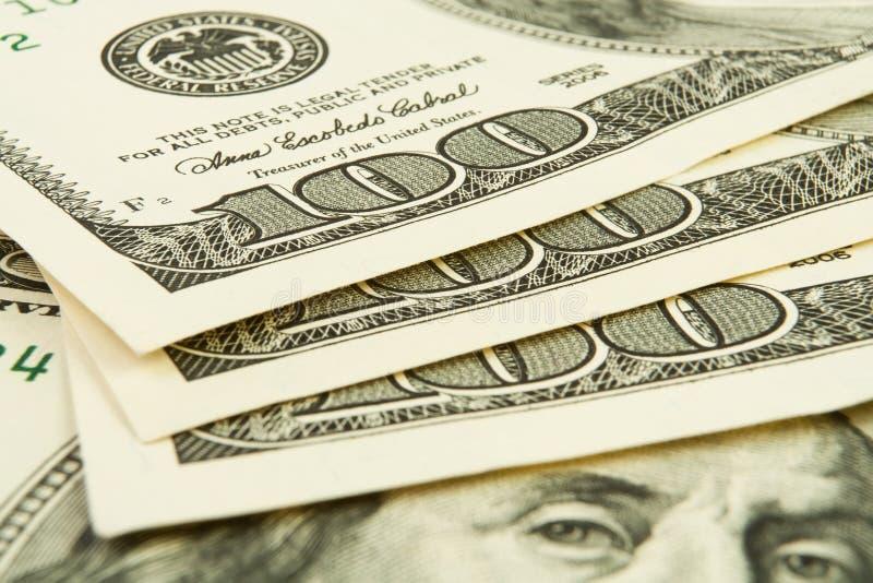 Money cash closeup royalty free stock photography