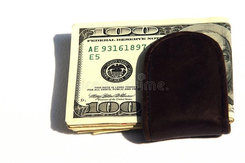 Money Clip II royalty free stock image