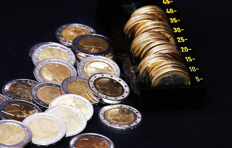 Download Money stock image. Image of finance, amount, cash, coins - 40922653