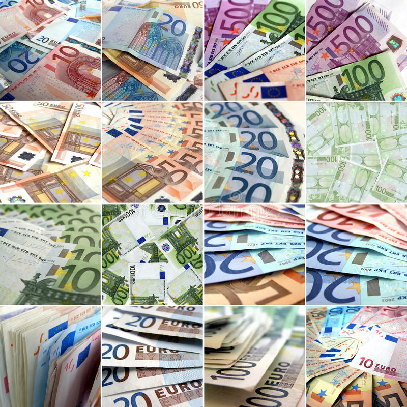 Download Money Collage Royalty Free Stock Images - Image: 10221489