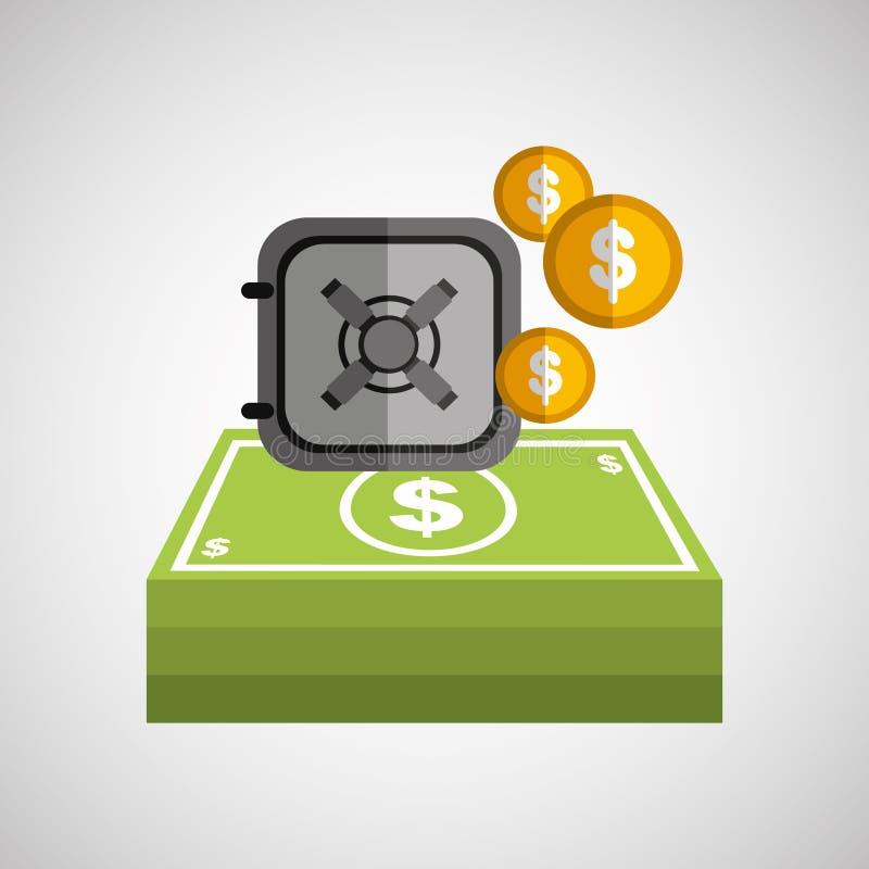 Money concept design. Illustration eps10 graphic vector illustration