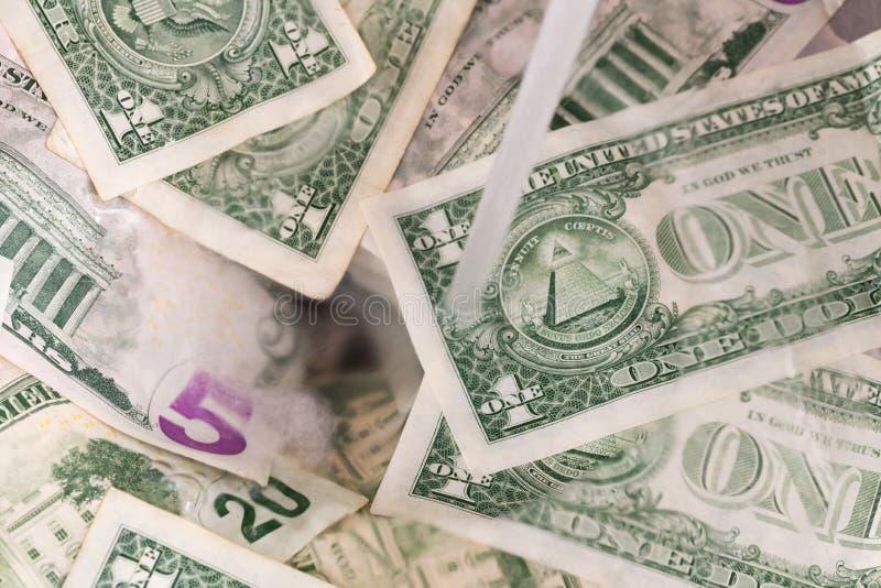 Money drain royalty free stock image
