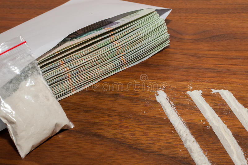 Download Money And Drugs 4 Royalty Free Stock Image - Image: 26984906
