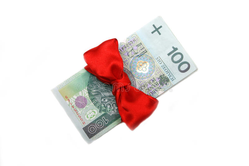 Download Money gift stock photo. Image of banknotes, finance, isolated - 11149006
