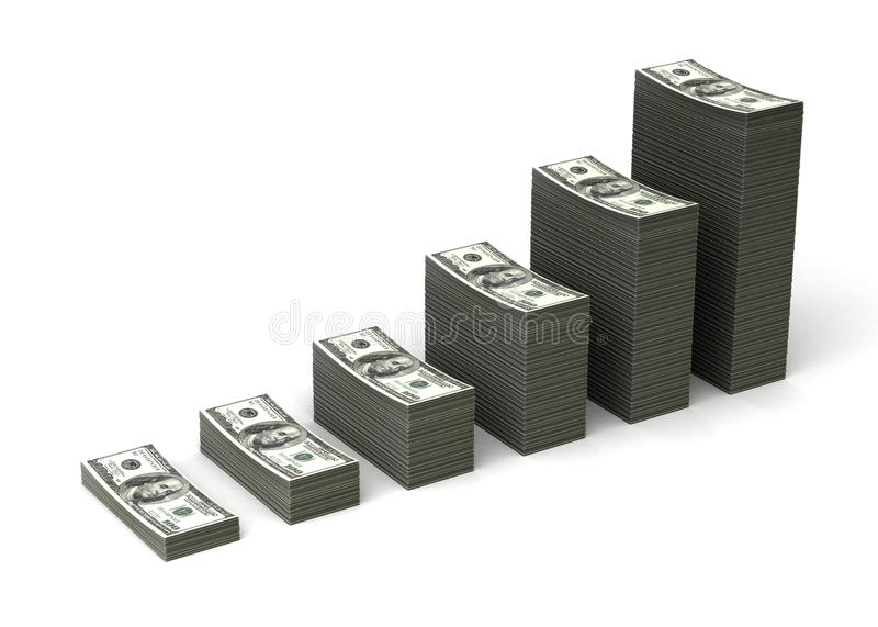 Download Money Growth stock illustration. Image of clipping, digitally - 25636160
