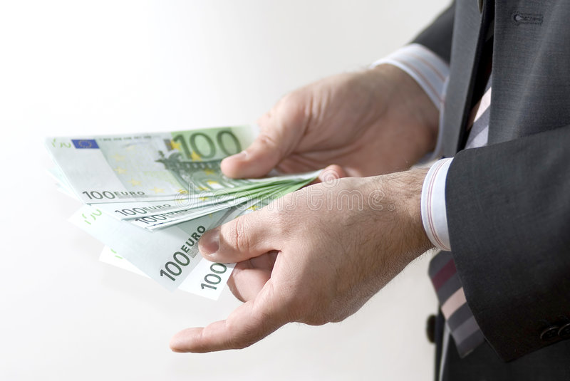 Download Money in hands stock image. Image of hand, counting, sales - 2514491