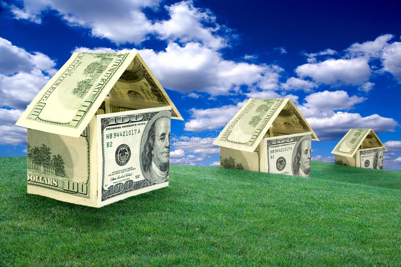Download Money Houses stock photo. Image of money, concept, finance - 12045504